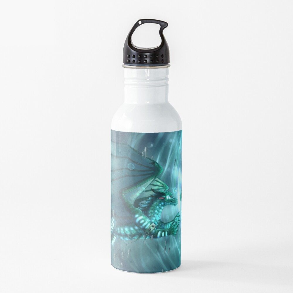 Wings of Fire - Fathom and Turtle Water Bottle
