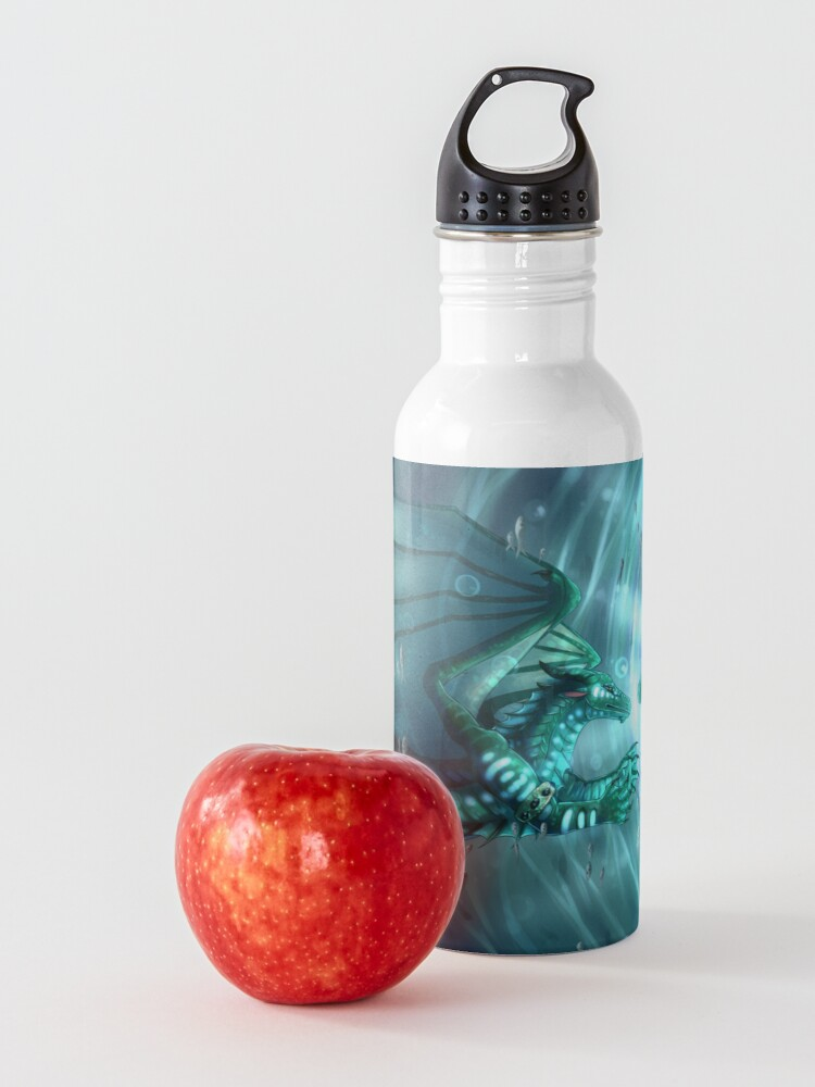 Alternate view of Wings of Fire - Fathom and Turtle Water Bottle