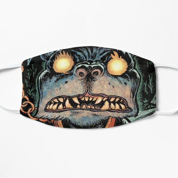 Black Shuck Mask