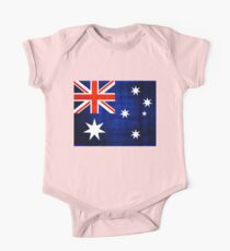 Vintage Australia Flag One Piece - Short Sleeve