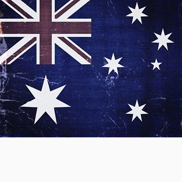 4cdf340b4e Australia Flag and Map