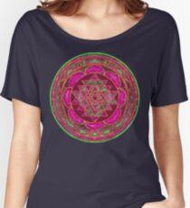 Lakshmi Yantra Mandala Women's Relaxed Fit T-Shirt
