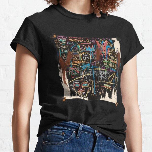 Populaire célèbre art de rue / pop art de New York des années 70. T-shirt classique