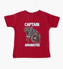 Captain Amanatee SALE! Baby Tee