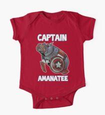 Captain Amanatee SALE! One Piece - Short Sleeve