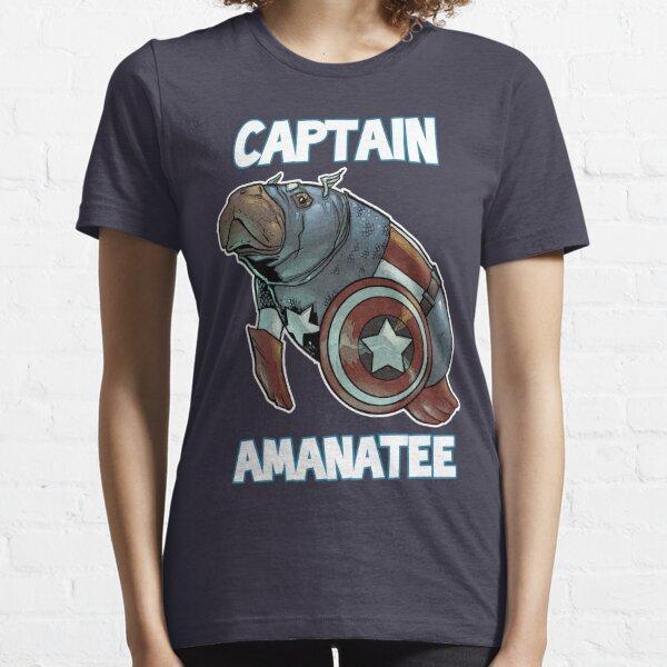 Captain Amanatee SALE! Essential T-Shirt