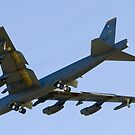 USAF Boeing B52H Stratofortress by Nigel Donald