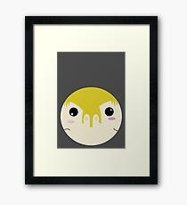 Gemini Ball Framed Print