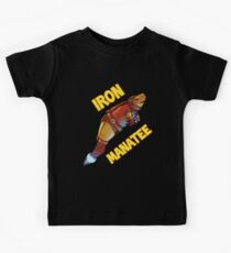 Iron Manatee SALE! Kids Tee