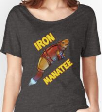 Iron Manatee SALE! Women's Relaxed Fit T-Shirt