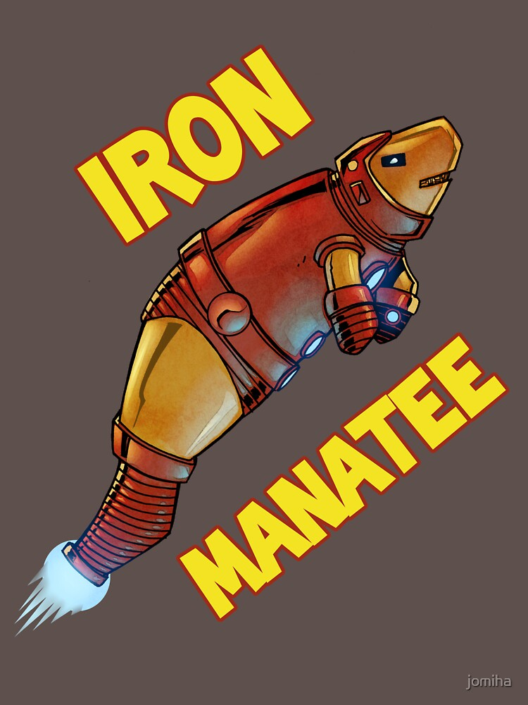 Iron Manatee SALE! | Unisex T-Shirt