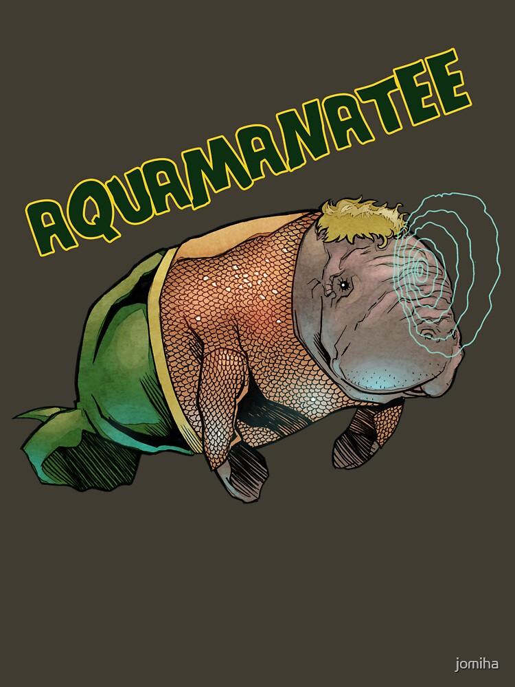Aquamanatee | Unisex T-Shirt