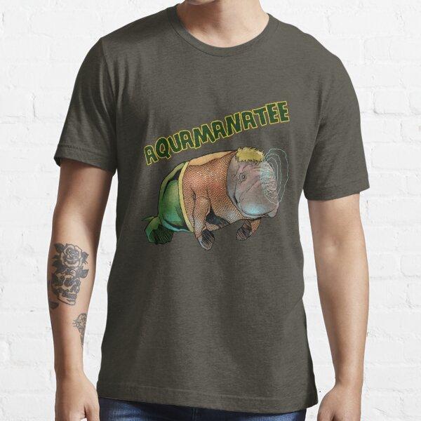 Aquamanatee Essential T-Shirt