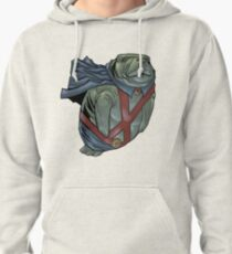 Martian Manatee Hunter SALE! Pullover Hoodie