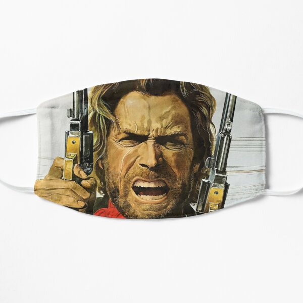 Outlaw Josey Wales Poster Flat Mask
