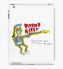 Dirtier Harry iPad Case/Skin