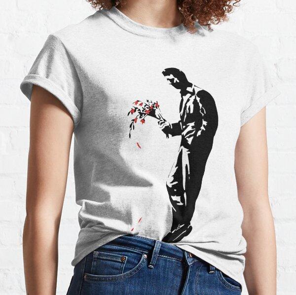 bansky  Camiseta clásica