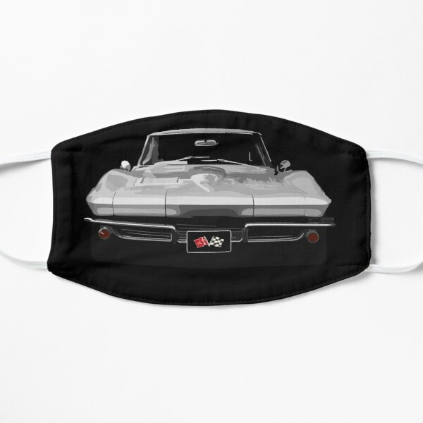 1963 Chevrolet Corvette Stingray Flat Mask