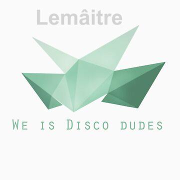 Lemâitre by aerialcharles