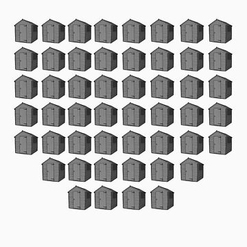 Fifty Sheds of Grey by Samadan