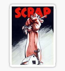 Scrap -- WWII Sticker