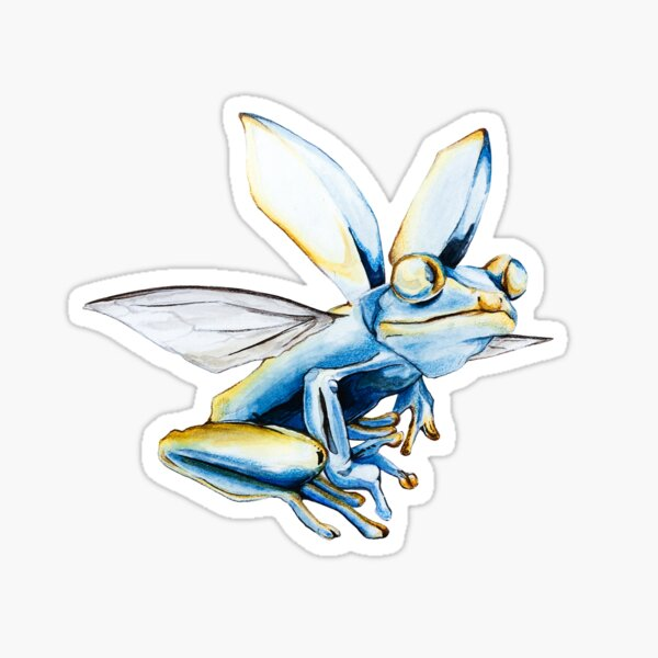 Moonshine Bug Sticker
