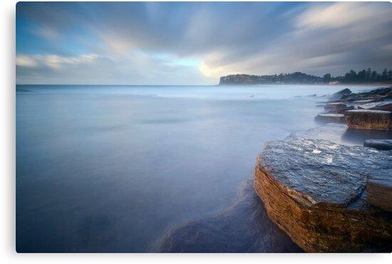 The Streak - Newport NSW by Malcolm Katon