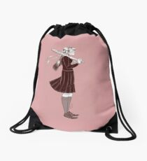 Fuku Fighter Drawstring Bag