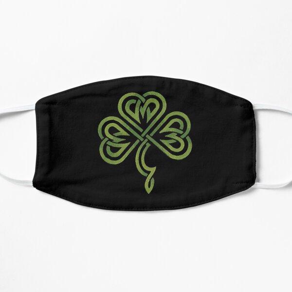 Shamrock irlandais Masque taille M/L