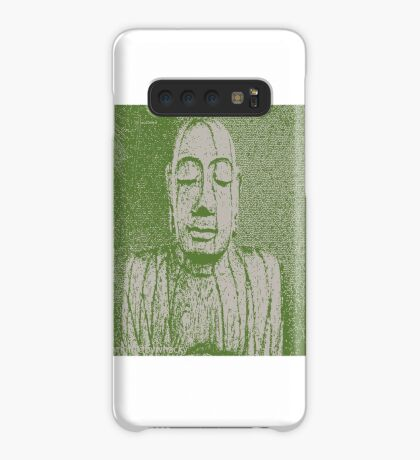 Karma in green Case/Skin for Samsung Galaxy