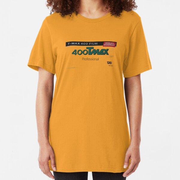 Tmax 400 Slim Fit T-Shirt