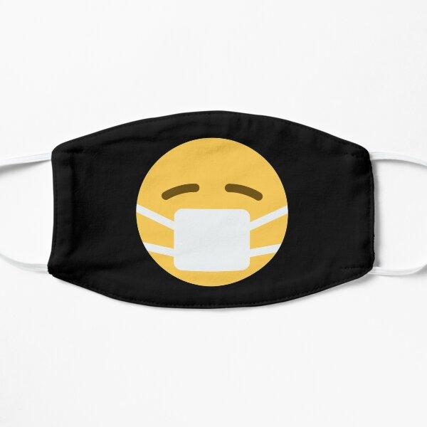 Máscara Emoji Máscara Mascarilla plana