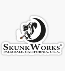 Skunk Works Sticker