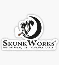 Skunk Works Sticker