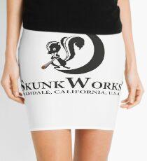 Minifalda Skunk Works