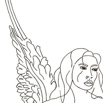 Angelic Chimera by Vikki-RaeBurns