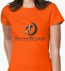 Skunk Works Womens Fitted T-Shirt