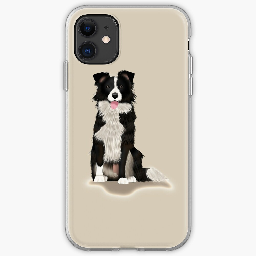 Border Collie iPhone Case & Cover