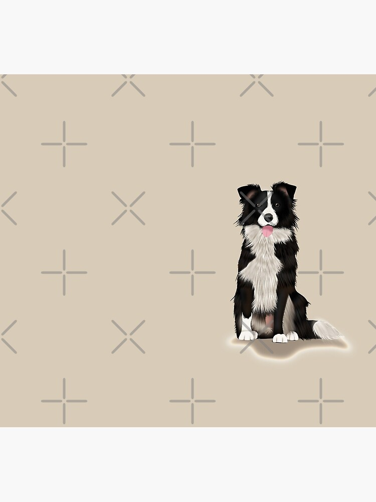 Border Collie by kmg-design