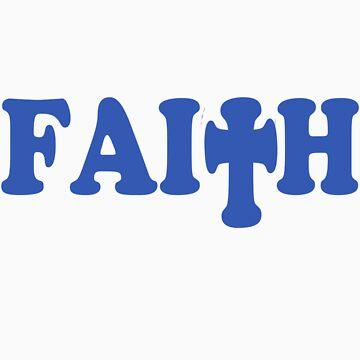 Faith Tee Shirt by ursula4509