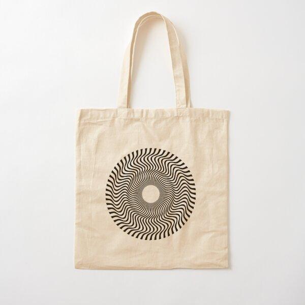 EYE 1 (BLACK) Bolsa de algodón