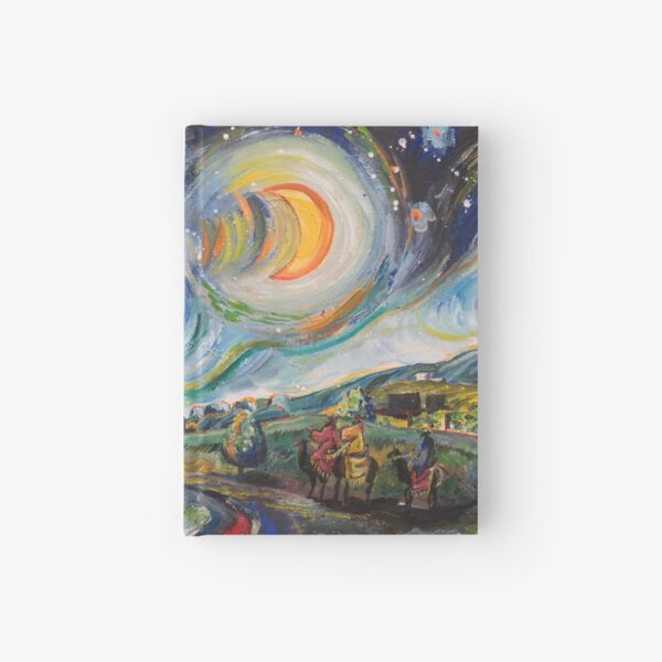 Wise Men on a Journey Hardcover Journal