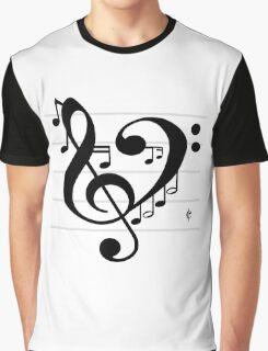 Love Music II Graphic T-Shirt