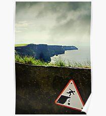 danger! Poster