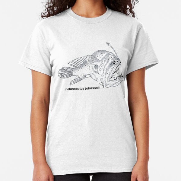 Angler Fish - Light Classic T-Shirt