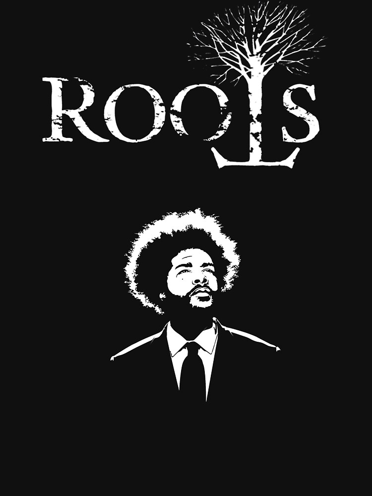 TShirtGifter presents: The Roots - Questlove | Unisex T-Shirt