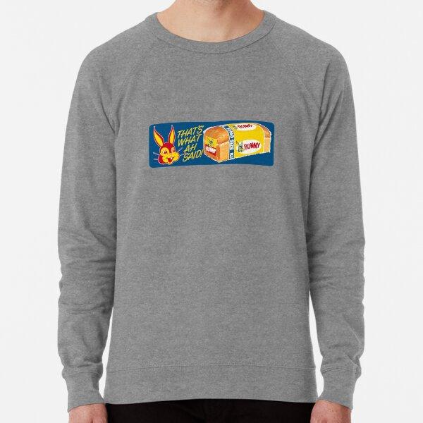 BUNNY BREAD Lightweight Sweatshirt