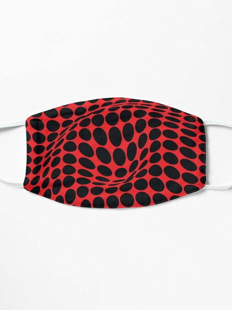 Vista alternativa de Mascarilla COME INSIDE (RED/BLACK)