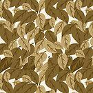 Brown Leaves by elangkarosingo