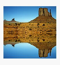 On Reflection Photographic Print